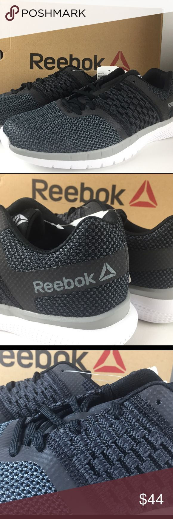 Reebok Print Prime Knit Runner Men's Shoes New NIB Athletic / running shoe from Reebok  🔹Prime Runner style 🔹Memorytech insole 🔹Knit mesh style  Brand new in box so price pretty firm. Let us know if you have any questions. Reebok Shoes Athletic Shoes