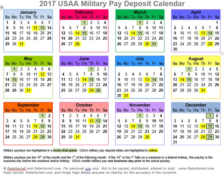 Military Pay Calendar 2020 Usaa Paydays   2019 2020 New Upcoming Cars by mamassecretbakery.com