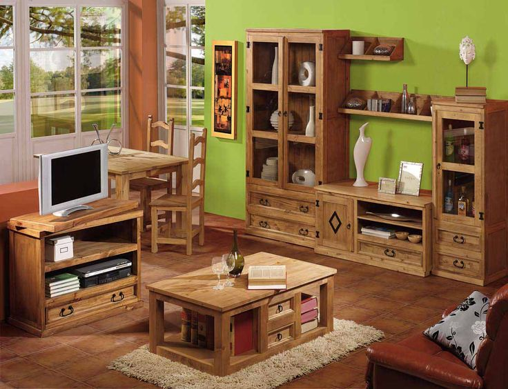 156 best images about muebles rusticos on pinterest - Sweet home muebles ...