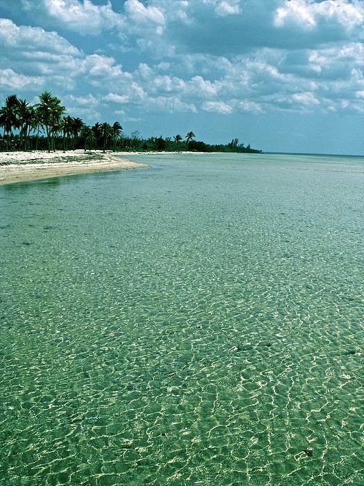 Cuban Paradise. A private beach on Isla de la Juventud, Cuba. ©2012 Valerie Rosen; All rights reserved.