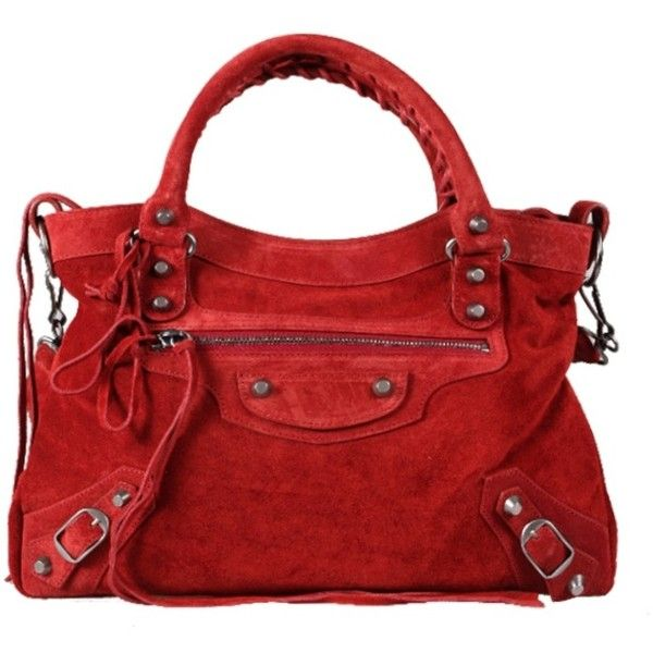 BALENCIAGA classic town bag...think I've pinned a few of these in diff colours...can't help myself....: Balenciaga Classic, Handbags Pur, Red Accessories, Town Bags, Bags Purses, Red Pur, Purses Bags, Red Suede, Classic Town