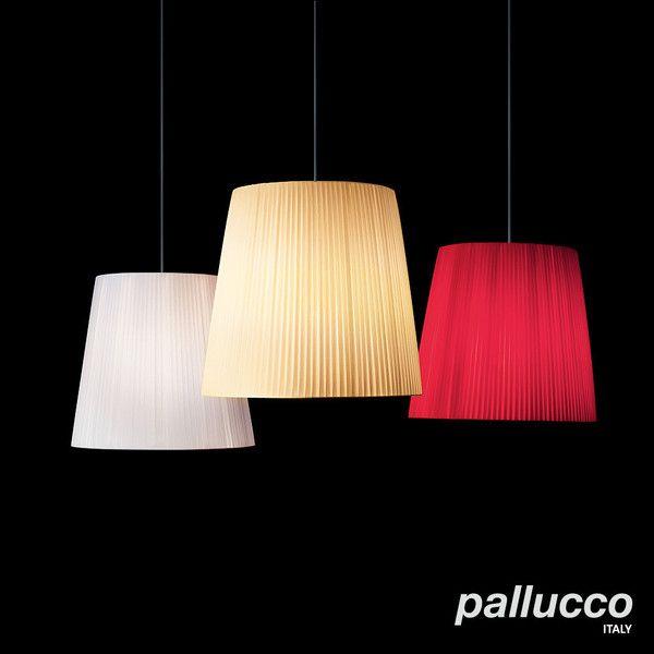 Pallucco Gilda Plisse Ponge Pendant Light