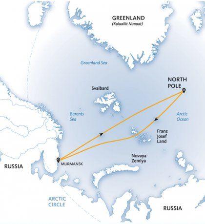 North Pole | Quark Expeditions