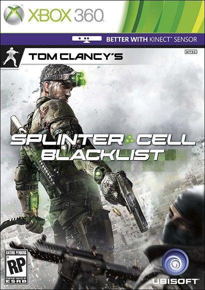 Splinter Cell Blacklist (Xbox360)