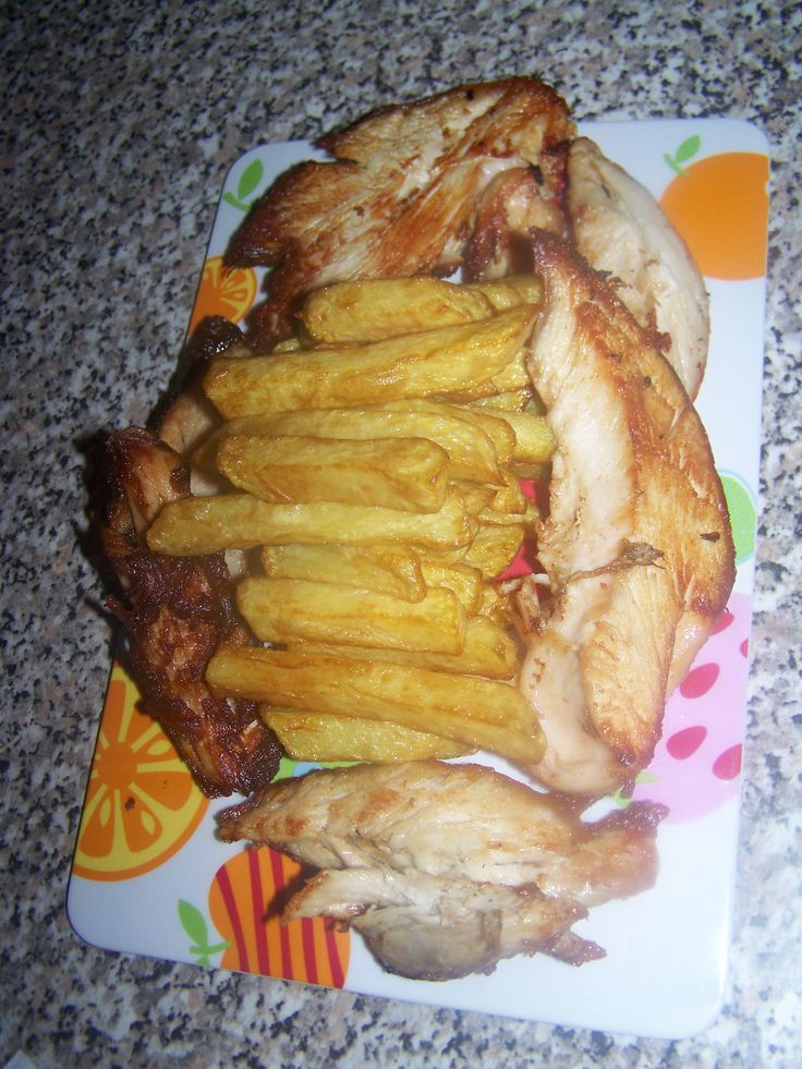 Sweet French Fries