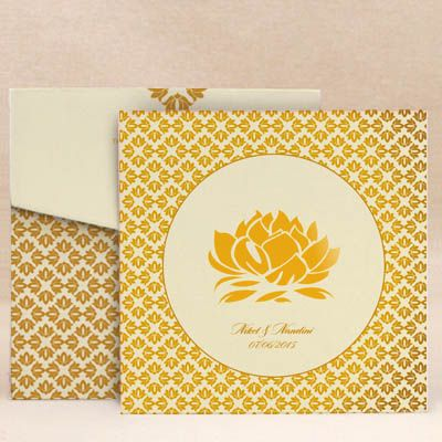Taamrasa Goldenrod: Wedding Invitation Cards Designs Buy Taamrasa Goldenrod: Wedding Invitation Cards Online. #WeddingCard #WeddingInvite #WeddingInvitations #WaterColor #IndianWedding #paisleys #ChristianWedding #YouAreInvited #Foil #Gold #Bling #Blue #Violet #RSVP #SaveTheDate