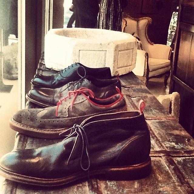 Green George shoes #menswear #leather #italian #handmade #aridasydney www.arida.com.au