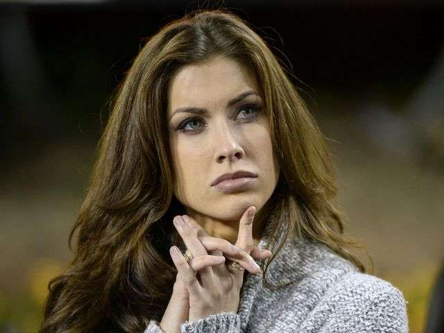 AJ McCarron's model girlfriend Katherine Webb via @Jill Jackson Norris TODAY