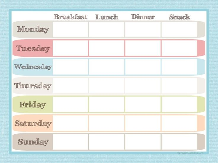 Best Meal Planners Images On   Happy Planner
