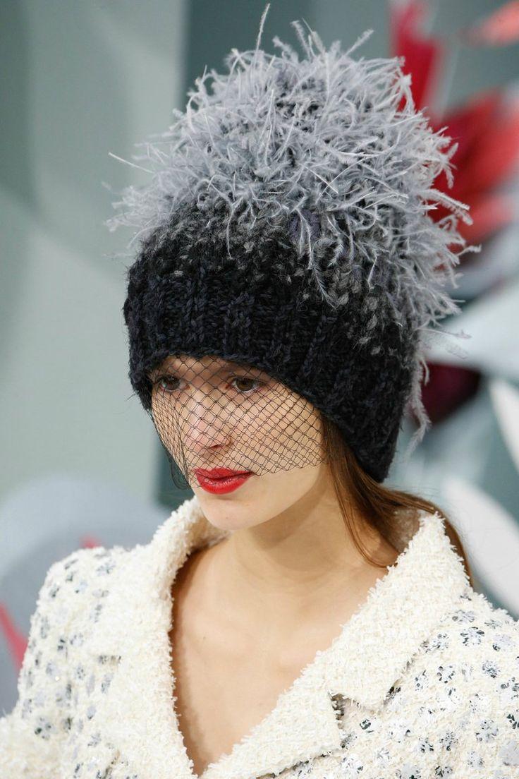 Аксессуары - шапки, шарфы, перчатки (Вязаный подиум)