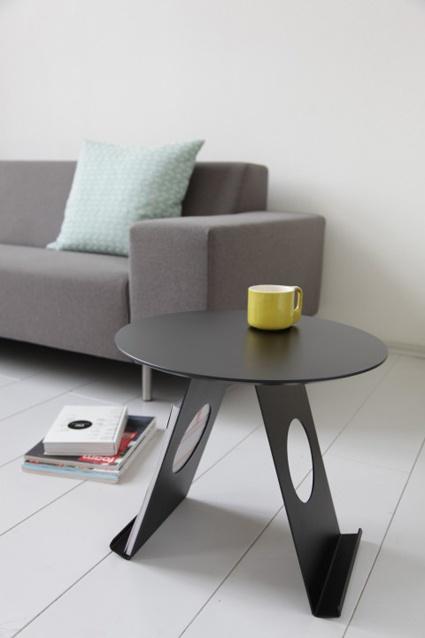 Pi U0026 Up Side Table By Marc Th. Van Der Voorn