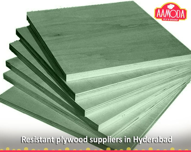 Resistant plywood suppliers in Hyderabad