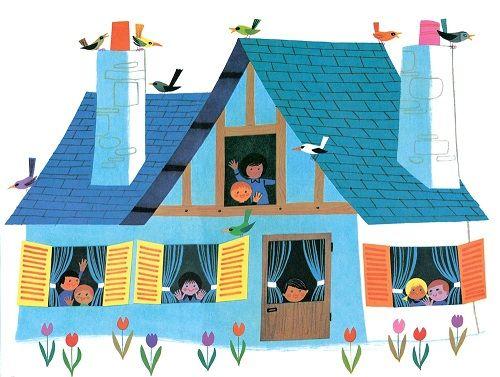 Alain Grée illustrations