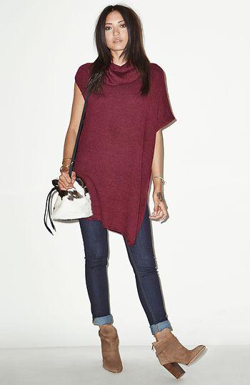turtleneck sweater, street style.