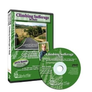 Global Ride: Climbing Sufferage in Italy Indoor Cycling DVD (DVD)  http://documentaries.me.uk/other.php?p=B002T491CS  B002T491CS