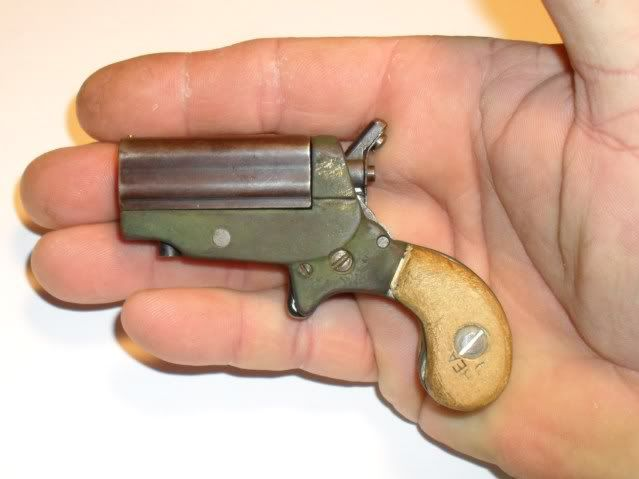 4 aces 22 short derringer pistol, parts? - Hipoint Firearms Forums