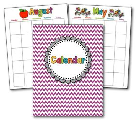Little Lovely Leaders: New Year, New Binder!