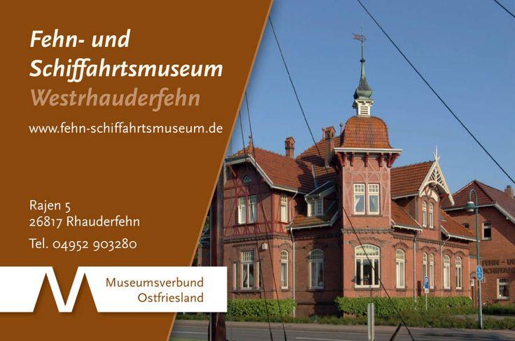 Fehn- und Schiffahrtsmuseum - Ostfriesische Landschaft http://www.fehn-schiffahrtsmuseum.de/