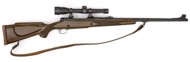*Winchester Super Express Classic Model 70 Left-Handed Bolt-Action Rifle with Bushnell Scope 11/3/2015 - 11/5/2015 Firearms and Militaria: Live Salesroom Auction