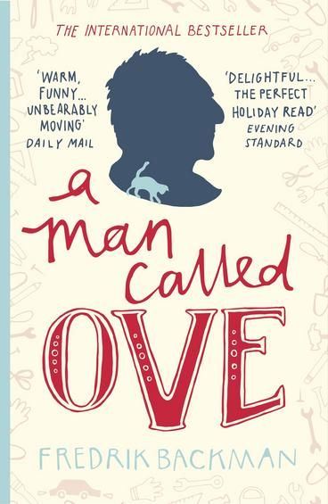 A Man Called Ove by Fredrik Backman.  At first sight, Ove is almost certainly the grumpiest man you will ever meet. He thinks himself surrounded by idiots - neighbours who can't reverse a trailer properly, joggers, shop assistants who talk in code, and the perpetrators of the vicious coup d'etat that ousted him as Chairman of the Residents' Association. He will persist in making his daily inspection rounds of the local streets.