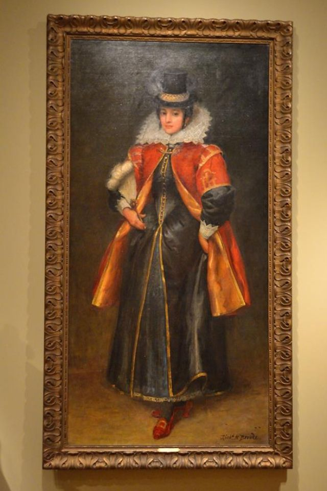 A full-length portrait of Pocahontas, which was done after she traveled overseas to England. Jamestown Museum. Pocahontas (born Matoaka, and later known as Rebecca Rolfe, c. 1595 – March 1617) was a Virginia Indian with a close association with the Jamestown colonists. She married an Englishman, John Rolfe, and they had one son, Thomas.