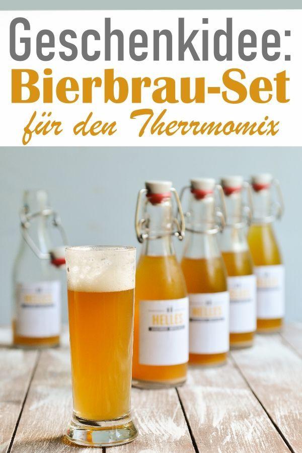 Bier Brauen Im Thermomix Mit Dem Microbrauset Von Hopfen Und Mehr Bier Brauen Bier Thermomix