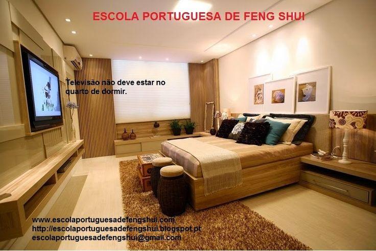 Escola Portuguesa de Feng Shui: APARELHOS ELETRÓNICOS NO QUARTO.