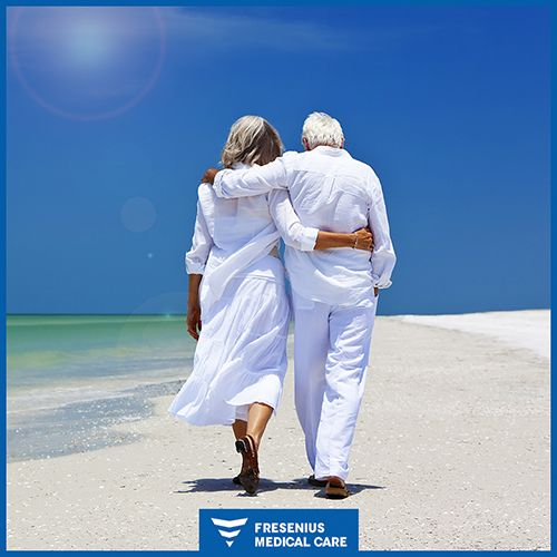 Do not hesitate to travel and enjoy the beautiful Turkish beaches just because you are undergoing dialysis at home. Fresenius Medical Care is at your service providing dialysis at clinics in Antalya and other provinces of Turkey.