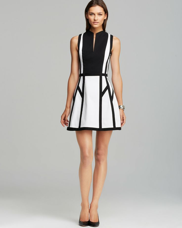 Robert Rodriguez Dress - Graphic Spear | Bloomingdale's
