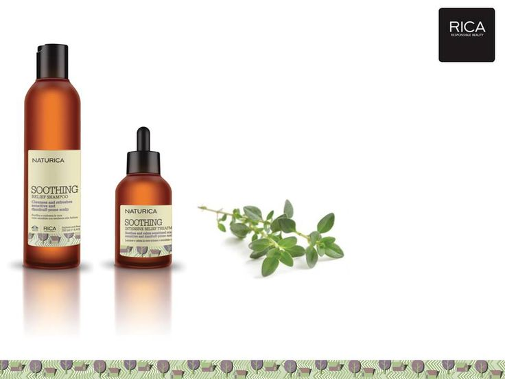 #Soothing Relief For sensitive and dandruff prone scalps, the products of the Soothing Relief line purify and refresh the skin eliminating dandruff.Complex formulas with basic active ingredients such as Piroctone Olamine complex and essential oils of Sage, Thyme, Chamomile and Red Sicilian Oranges. #naturica #ricaspa #haircare #responsibleproduct