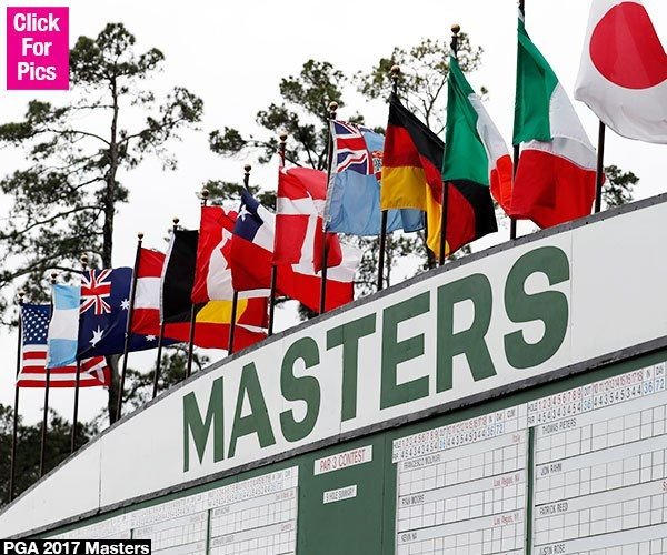 WATCH] PGA Masters: Live Stream Day 1 Of The 2017 Golf Tournament ...