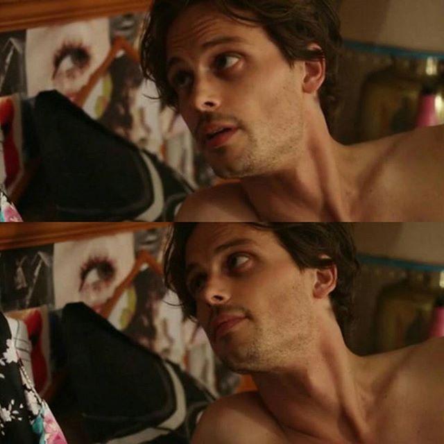 """Matthew in """"68 Kills"""" <<< Don't you mean Matthew in my dreams?! ❤️ Side note: He looks so freaking HOT here!!!"""