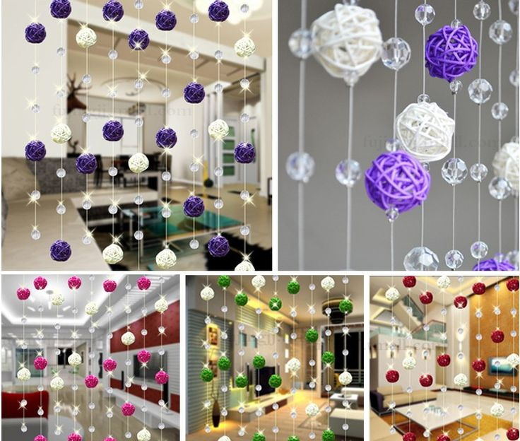 Free Shipping 50pcs Lot 3cm Holiday Event Party Supplies Rattan Ball Wedding Decoration House Decoration