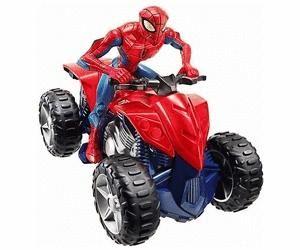 Hasbro Spiderman - Zoom N Go #Spielzeug #Spiderman