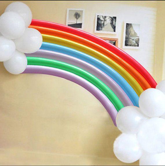 hello, Wonderful - 12 COLORFUL RAINBOW PARTY IDEAS