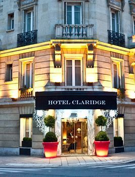 #Hotel #Claridge #Paris http://VIPsAccess.com/luxury-hotels-paris.html