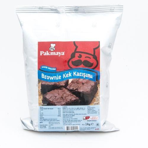 Pakmaya Brownie Kek Karışımı  1 kg - 9.99 ₺