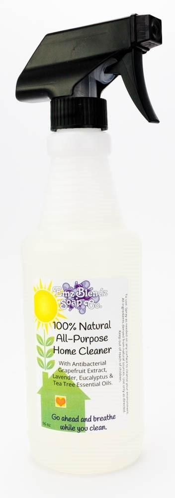 100% Natural All Purpose Home Cleaner