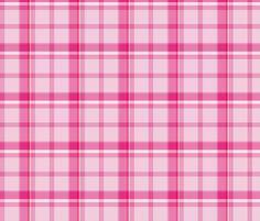 pink tartan printable paper - Google Search