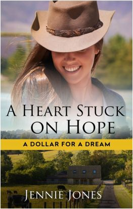 OUT NOW on pre-order. Releasing 25 Feb 2016. http://www.jenniejonesromance.com/a-dollar-for-a-dream.html