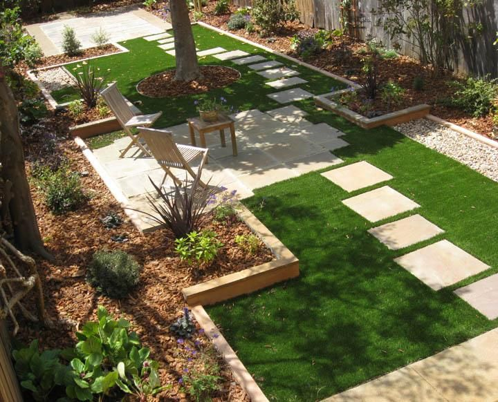 Garden Landscaping Design For Exemplary Garden Landscapes Designs