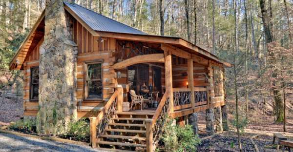 Best 25 cabins in the woods ideas on pinterest small for Sundance cabin rentals blue ridge ga
