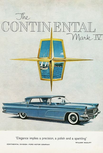 1959 Lincoln Continental Mark IV Landau