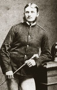 Constable Fitzpatrick - whose attention to Ned Kelly's sister started the problem