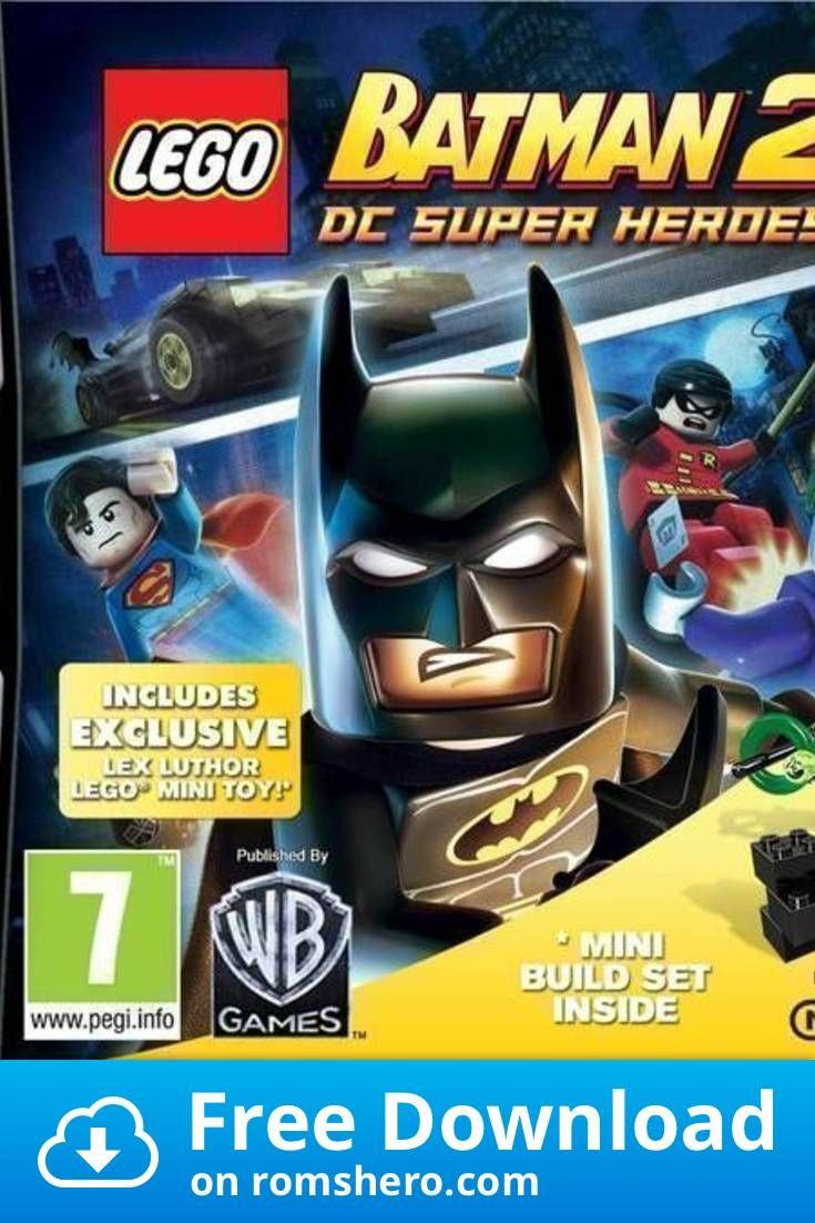 Game Lego Marvel Superheroes Ds Rom Coolrom Ps2