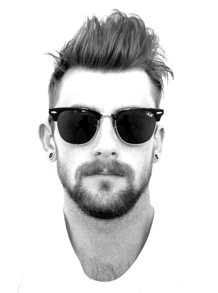 Amazing 1000 Images About Beards On Pinterest Short Hairstyles Gunalazisus