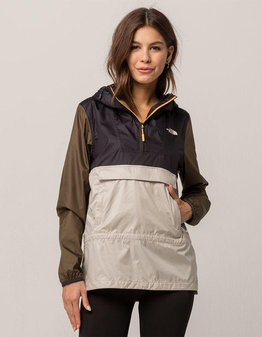 cfc0e9a48 THE NORTH FACE Fanorak Womens Anorak Jacket - MULTI - 320825957 ...