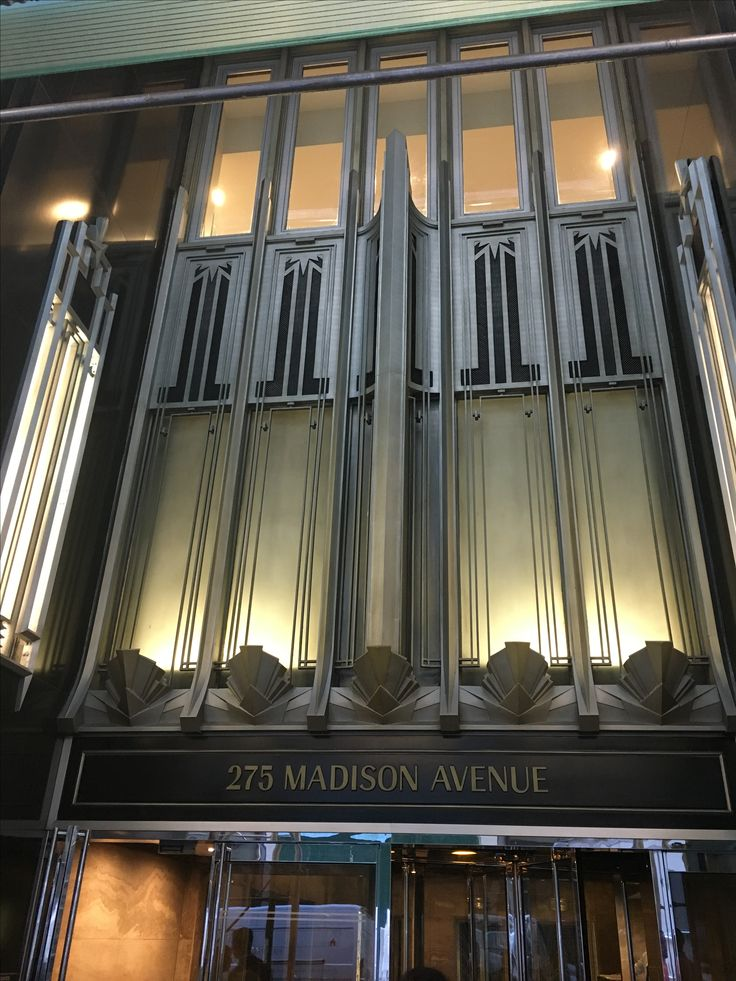 138 Best Images About Art Deco On Pinterest Wall Street