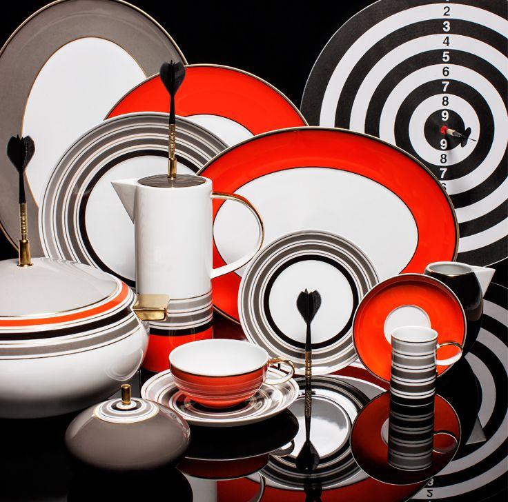 Creative dinnerware inspires creative meals. CASABLANCA Tableware. & 48 best Vista Alegre images on Pinterest | Dinner ware Dinnerware ...