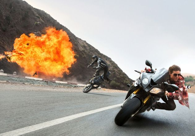 REVIEW: Mission: Impossible - Rogue Nation